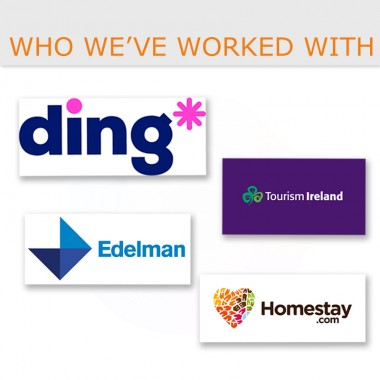 Who we've worked with