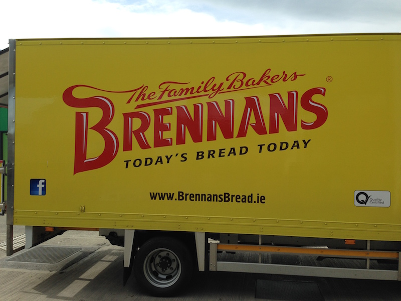 Brennans bread challenge you to find them on Facebook