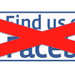 Stop saying 'Find us on Facebook' – do this instead